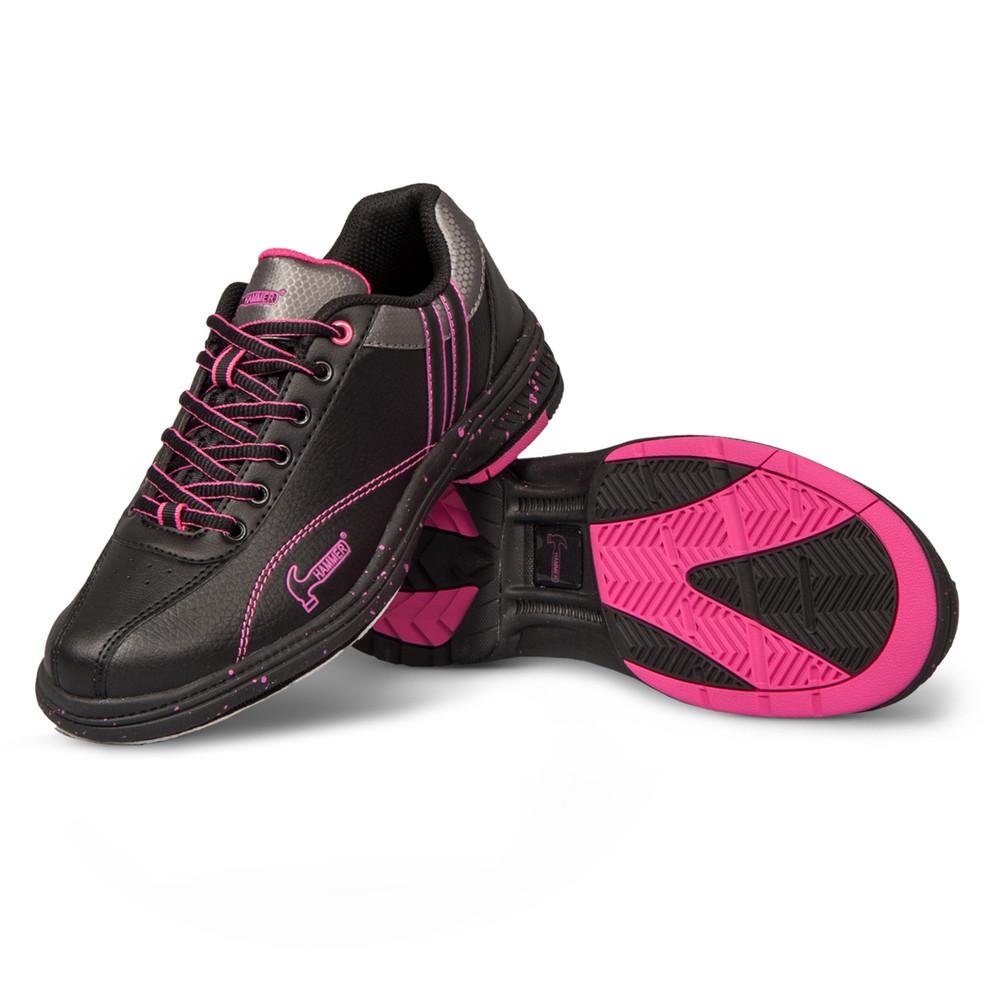 Hammer Vixen Women's Performance Bowling Shoes Black Magenta