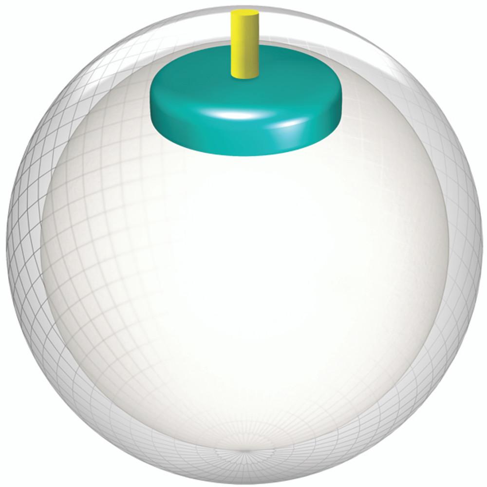 Storm Mix Pearl Bowling Ball Cherry Royal