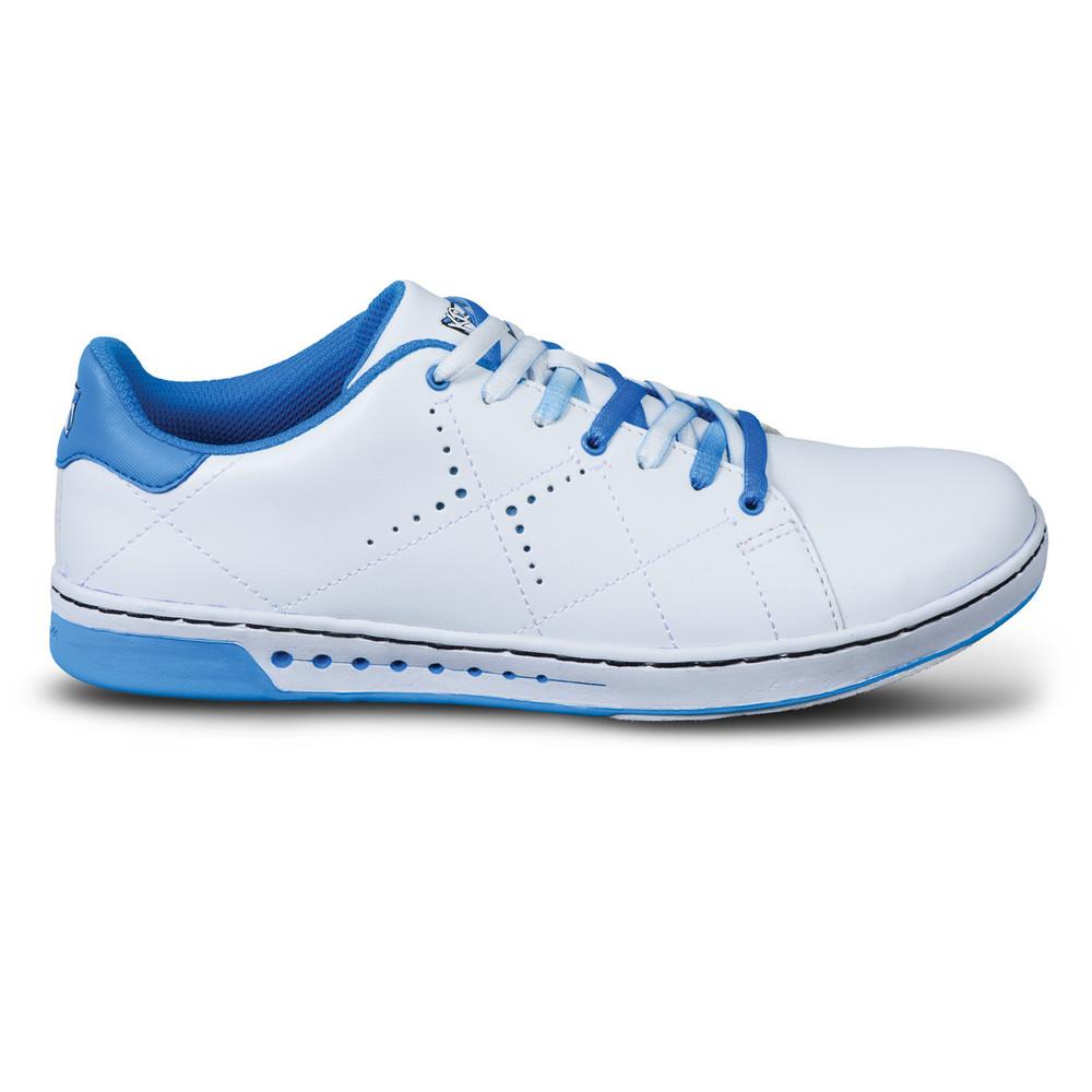 Size 6 White//Purple KR Strikeforce Womens Gem Bowling Shoes