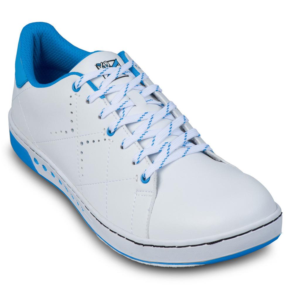 KR Strikeforce Gem JR. Youth Bowling Shoes White Blue