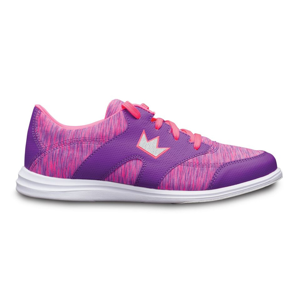 Brunswick Karma Sport Women's Bowling Shoes Purple Pink