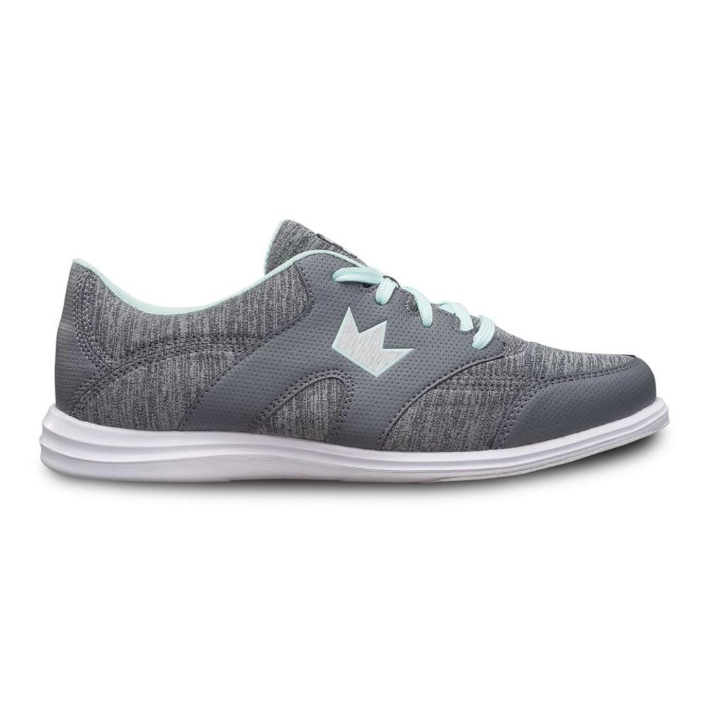 Brunswick Karma Sport Women's Bowling Shoes Grey Mint