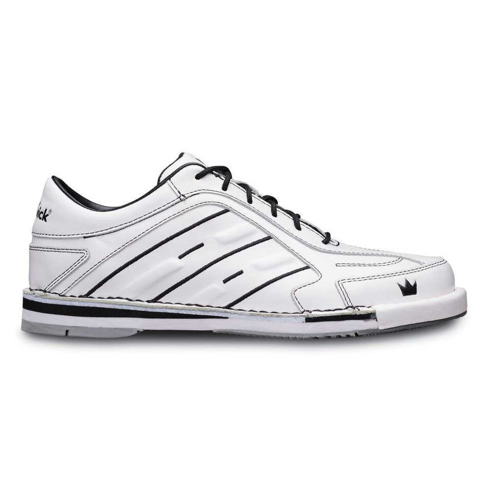 Brunswick Team Brunswick Mens Bowling Shoes White Right Hand