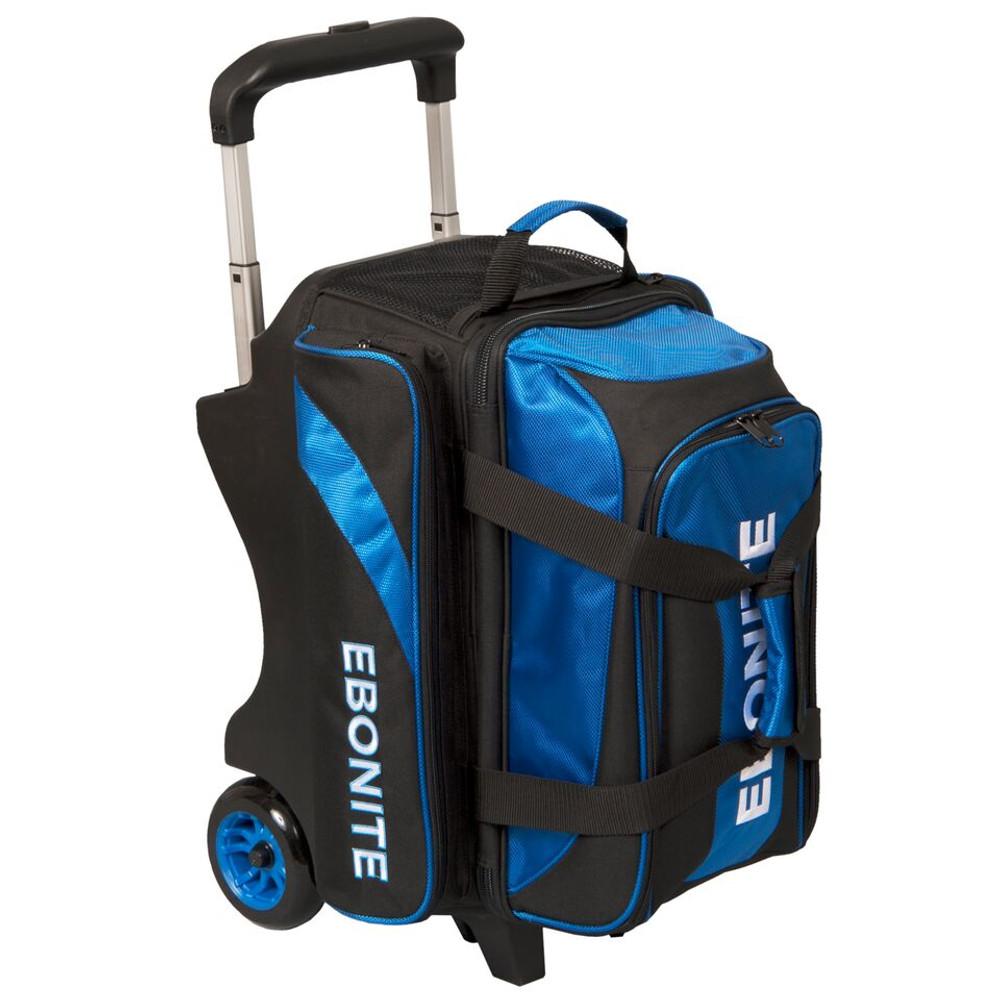 Ebonite Equinox 2 Ball Double Roller Bowling Bag