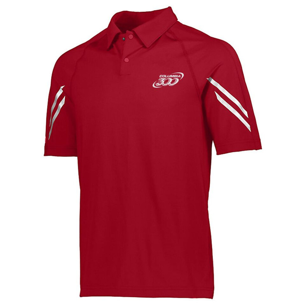 Columbia 300 Fluxel Performance Mens Polo