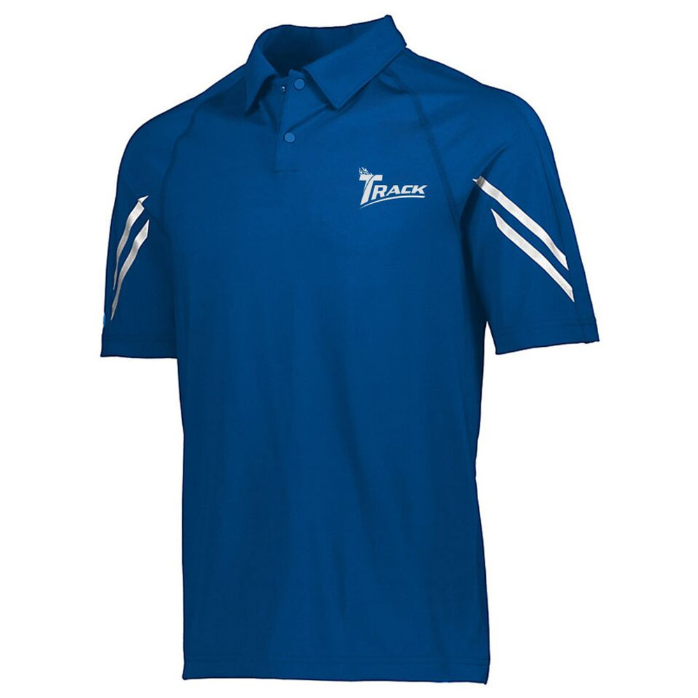 Track Fluxel Performance Mens Polo