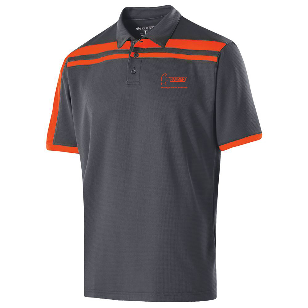 Hammer Charge Performance Mens Polo