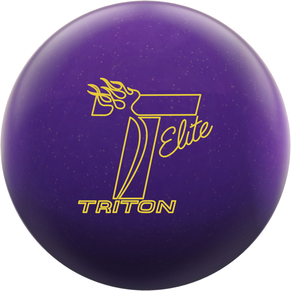 Triton Elite Bowling Ball Front View