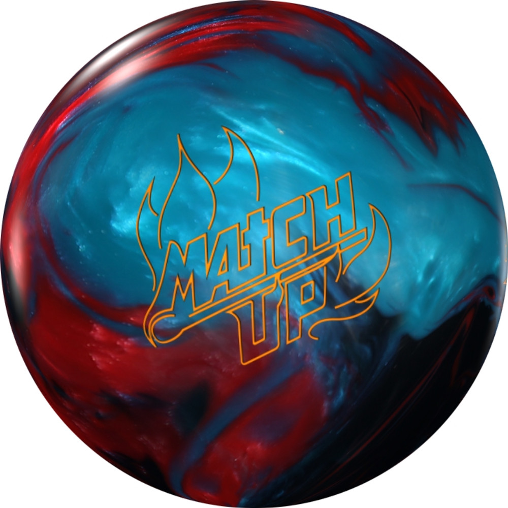 Storm Match Up Bowling Ball Front View