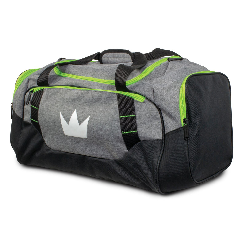 Brunswick Touring Duffle Bag Grey Lime