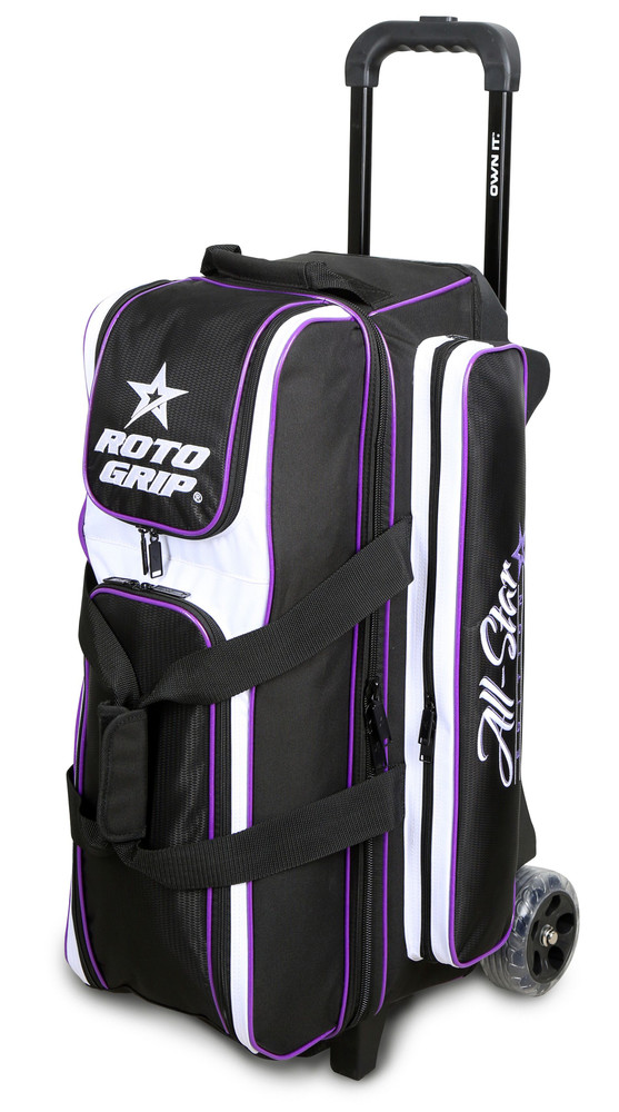 Roto-Grip 3 Ball All-Star Edition Roller Purple