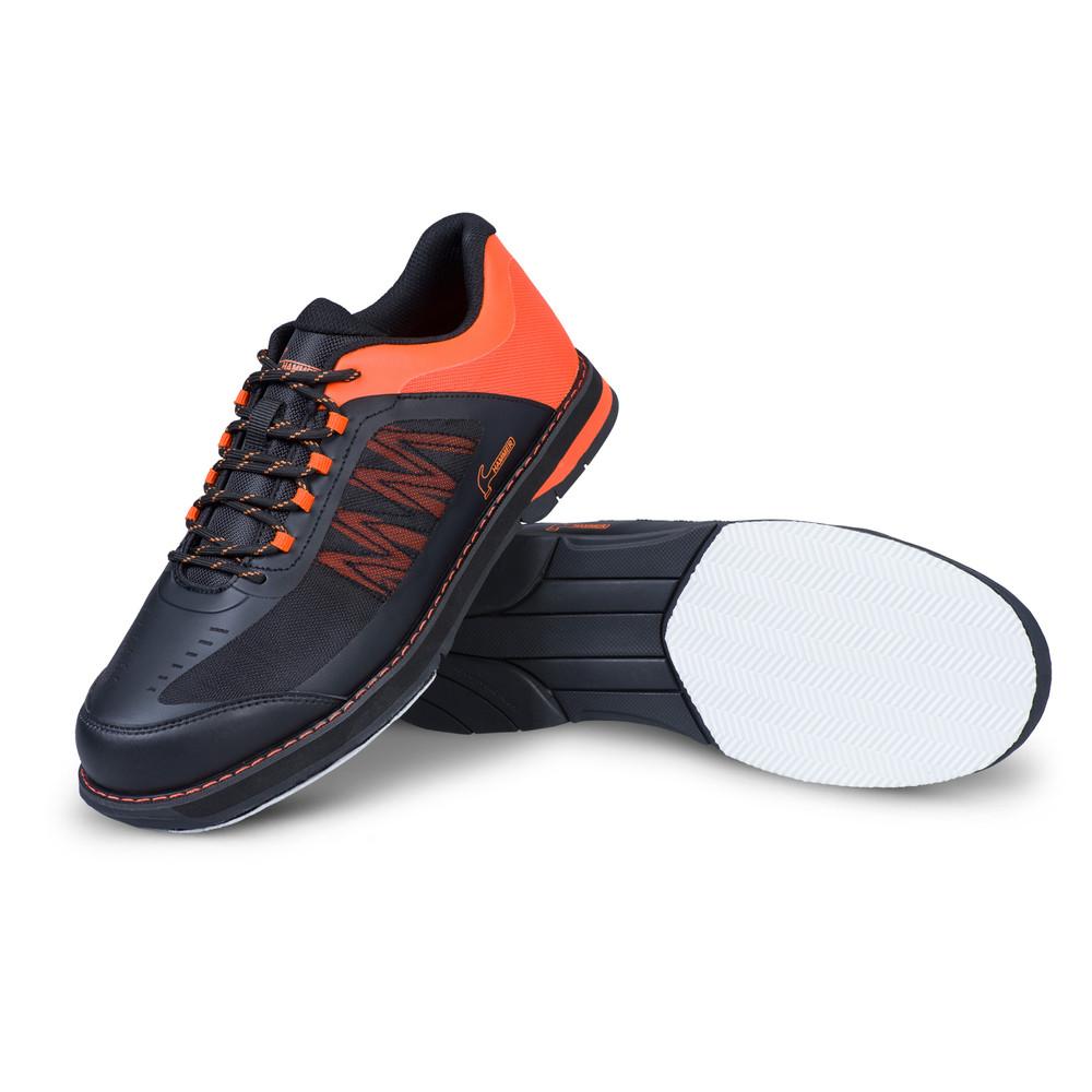 Hammer Rogue Mens Performance Bowling Shoes Black Orange