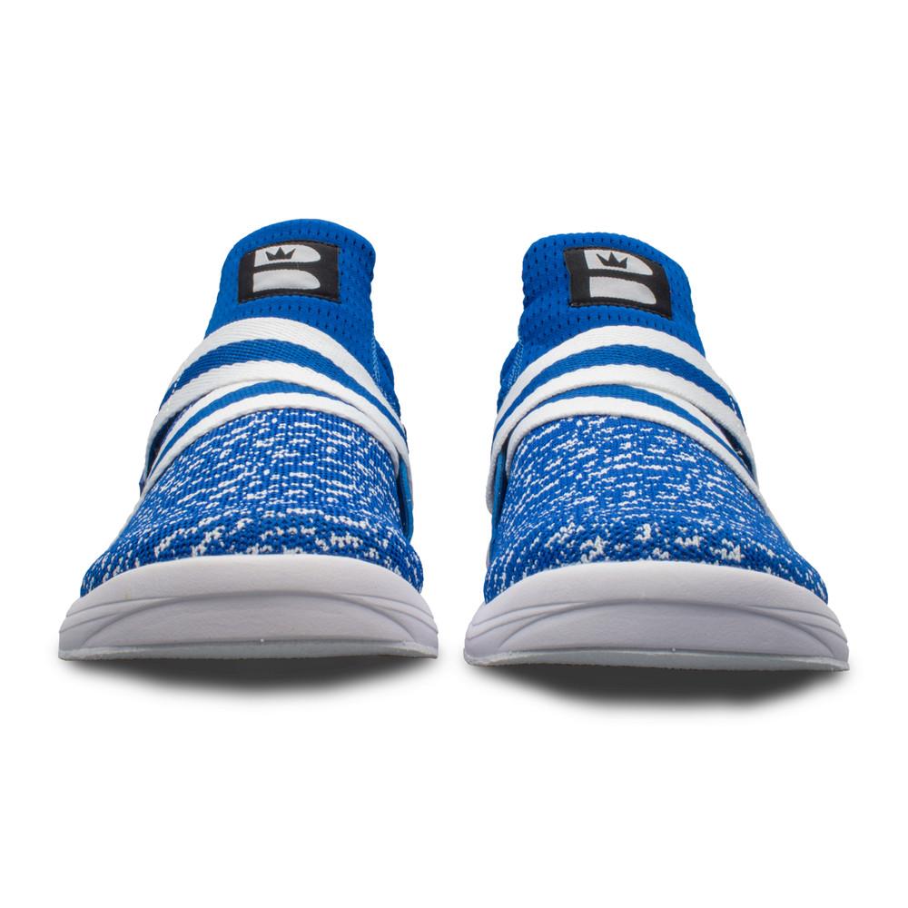 Brunswick Slingshot Royal//White Mens Bowling Shoes