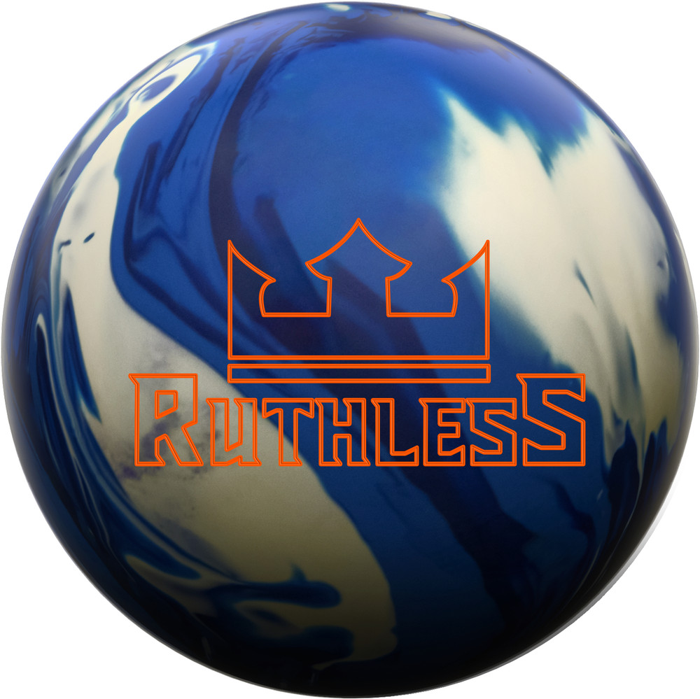 Hammer Ruthless Bowling Ball Front View