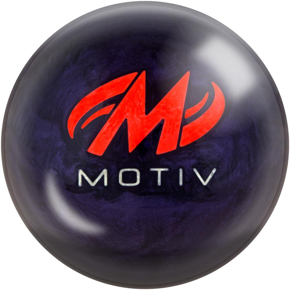 Motiv Supra Bowling Ball Back View