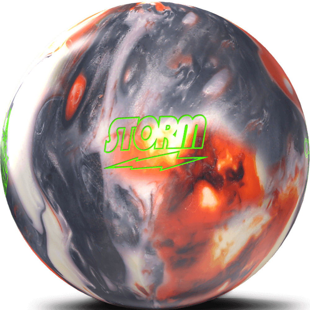 Storm Omega Crux Bowling Ball Side View 1