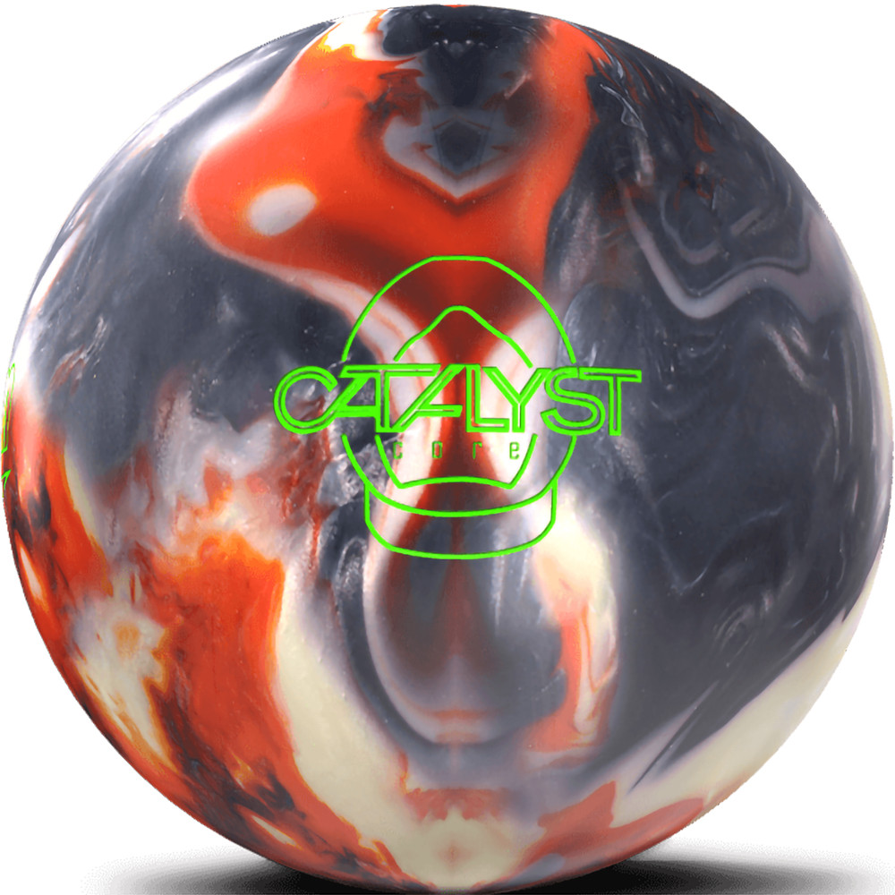 Storm Omega Crux Bowling Ball Side View 2