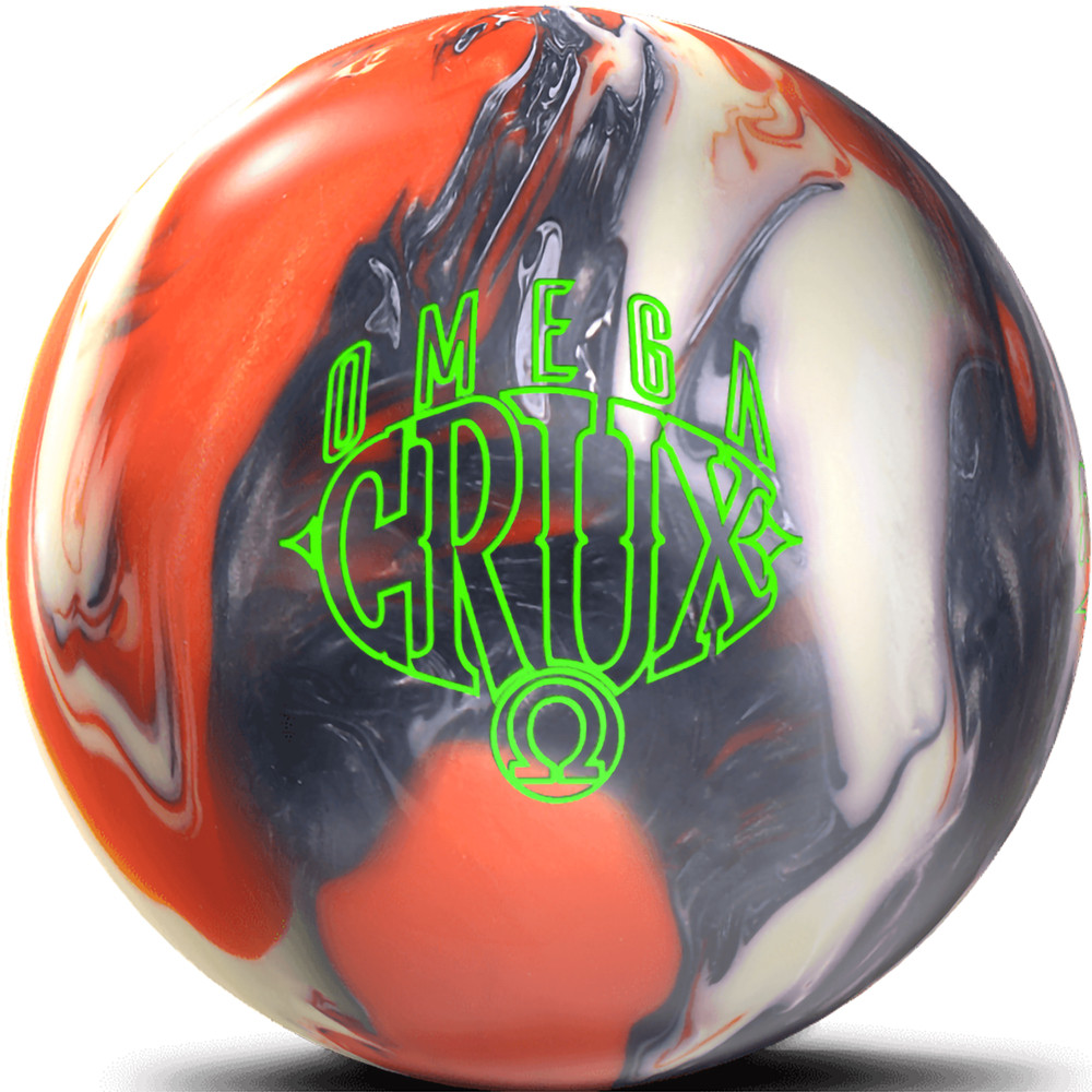 Storm Omega Crux Bowling Ball Front View