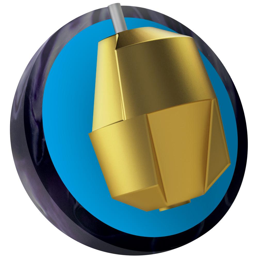 Ebonite Allure Bowling Ball Core View
