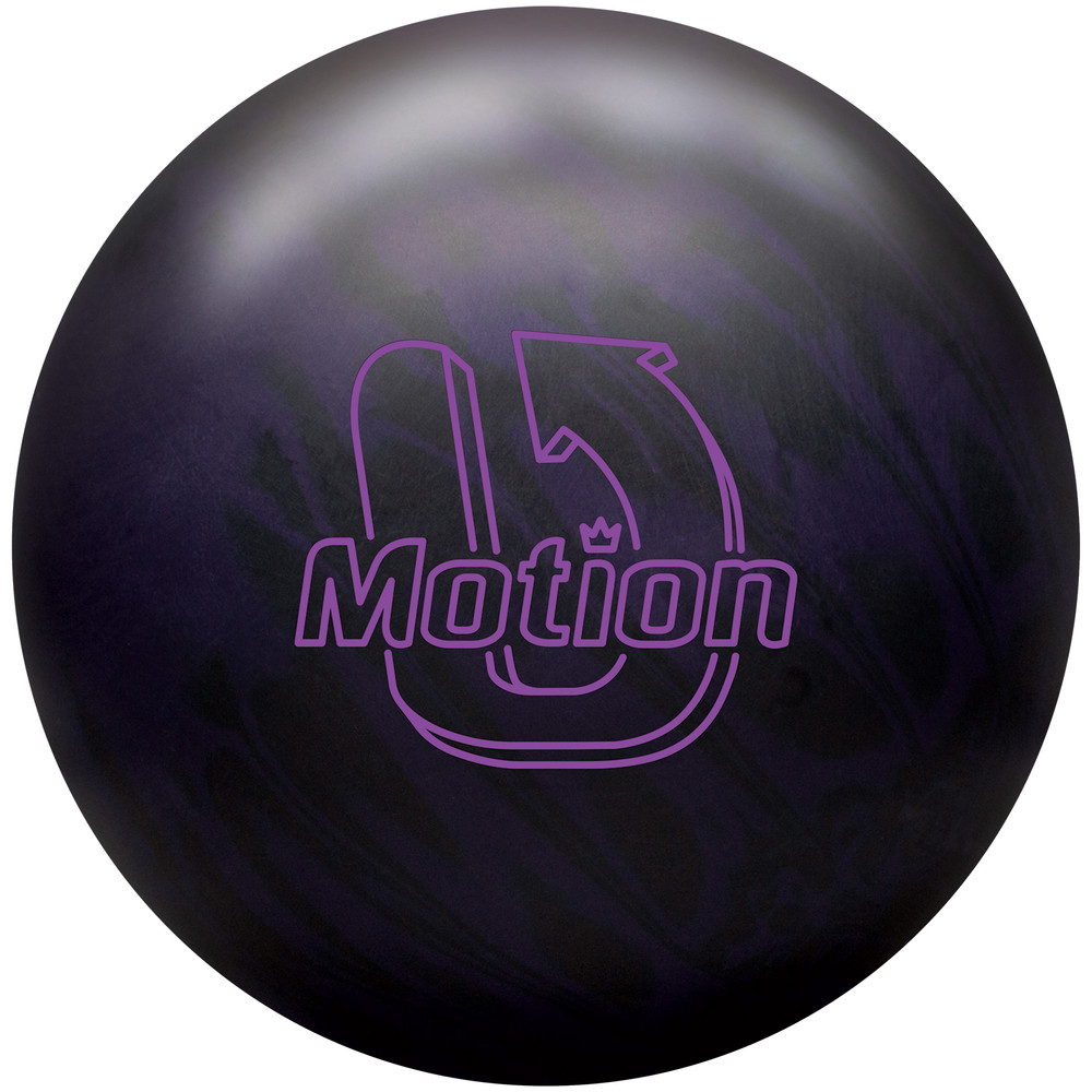 Brunswick U-Motion Bowling Ball Front View
