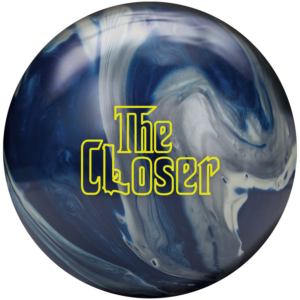 Radical The Closer Pearl Bowling Ball Front View