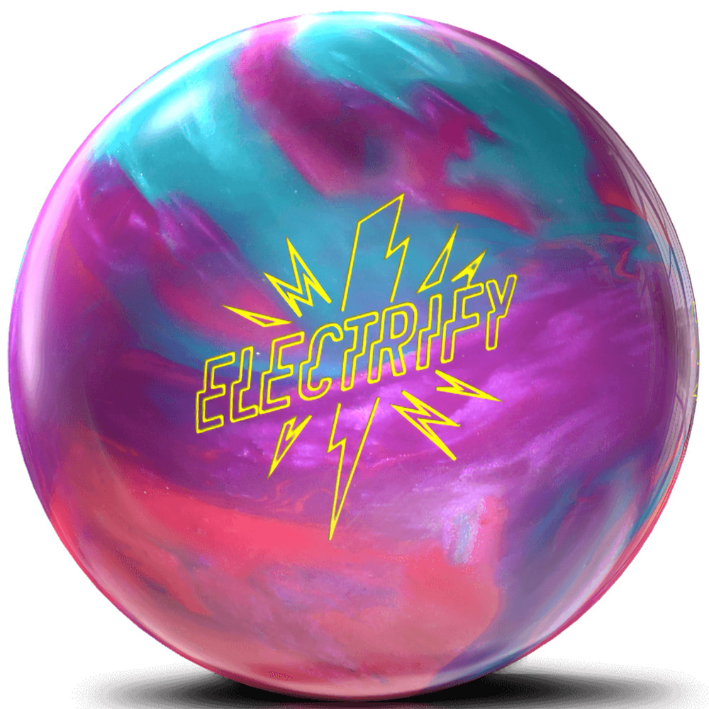 Storm Electrify Hybrid Bowling Ball Front View