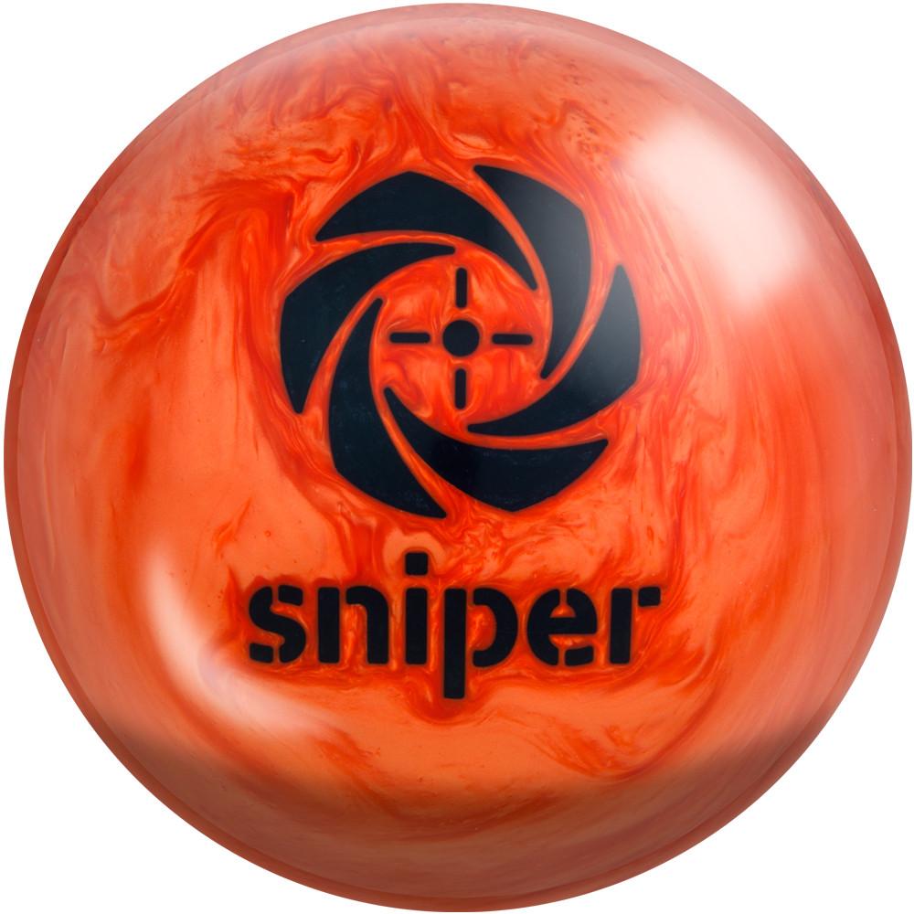Motiv Allegiant Sniper Bowling Ball Front View