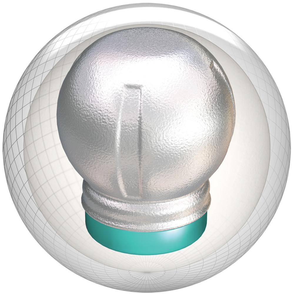 Storm IQ Tour Nano Pearl Bowling Ball Core View
