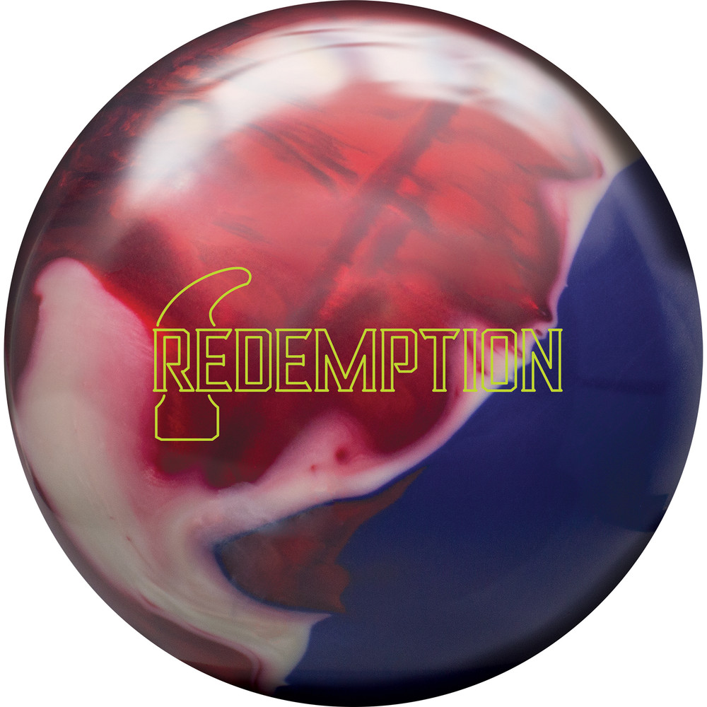 Hammer Redemption Hybrid Bowling Ball Front View