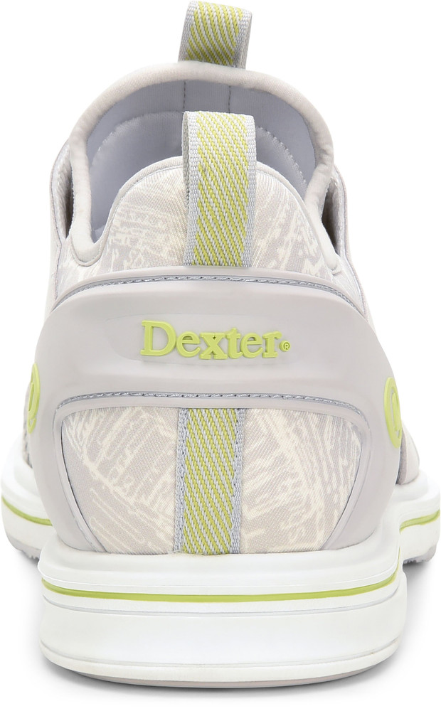 Dexter Pro BOA Mens Bowling Shoes Right Hand Grey Lime