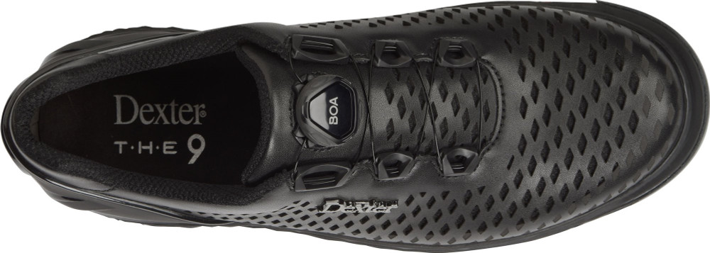 Dexter THE C9 Lazer BOA Mens Bowling Shoes Wide Width