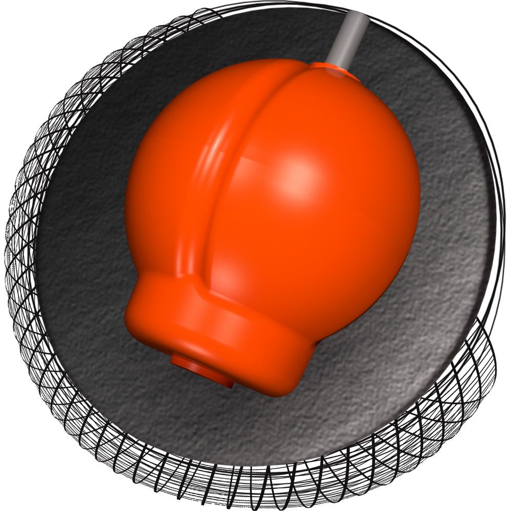 Hammer Web Tour Edition Hybrid Bowling Ball Core View