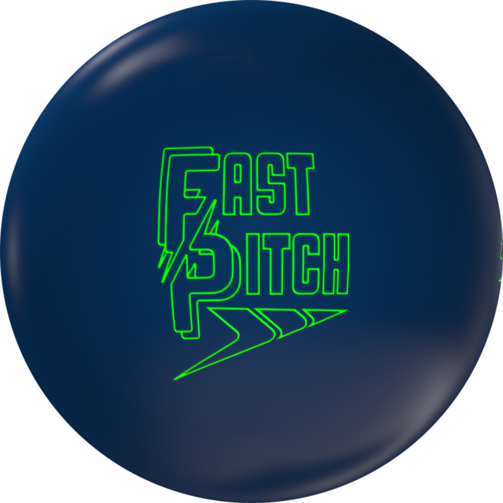 Storm Fast Pitch Bowling Ball Front View