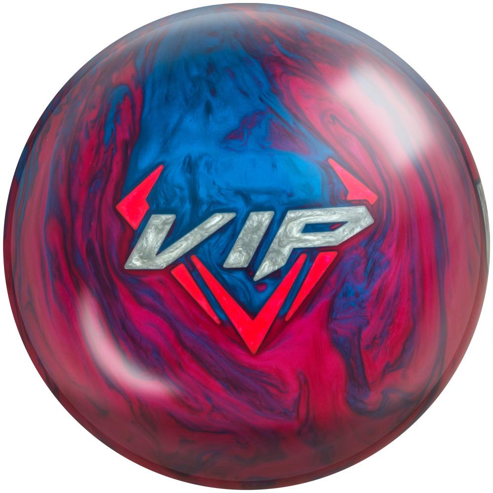 Motiv VIP EJ Bowling Ball Front View