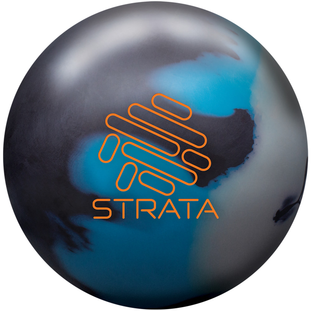 Track Strata Bowling Ball Front View