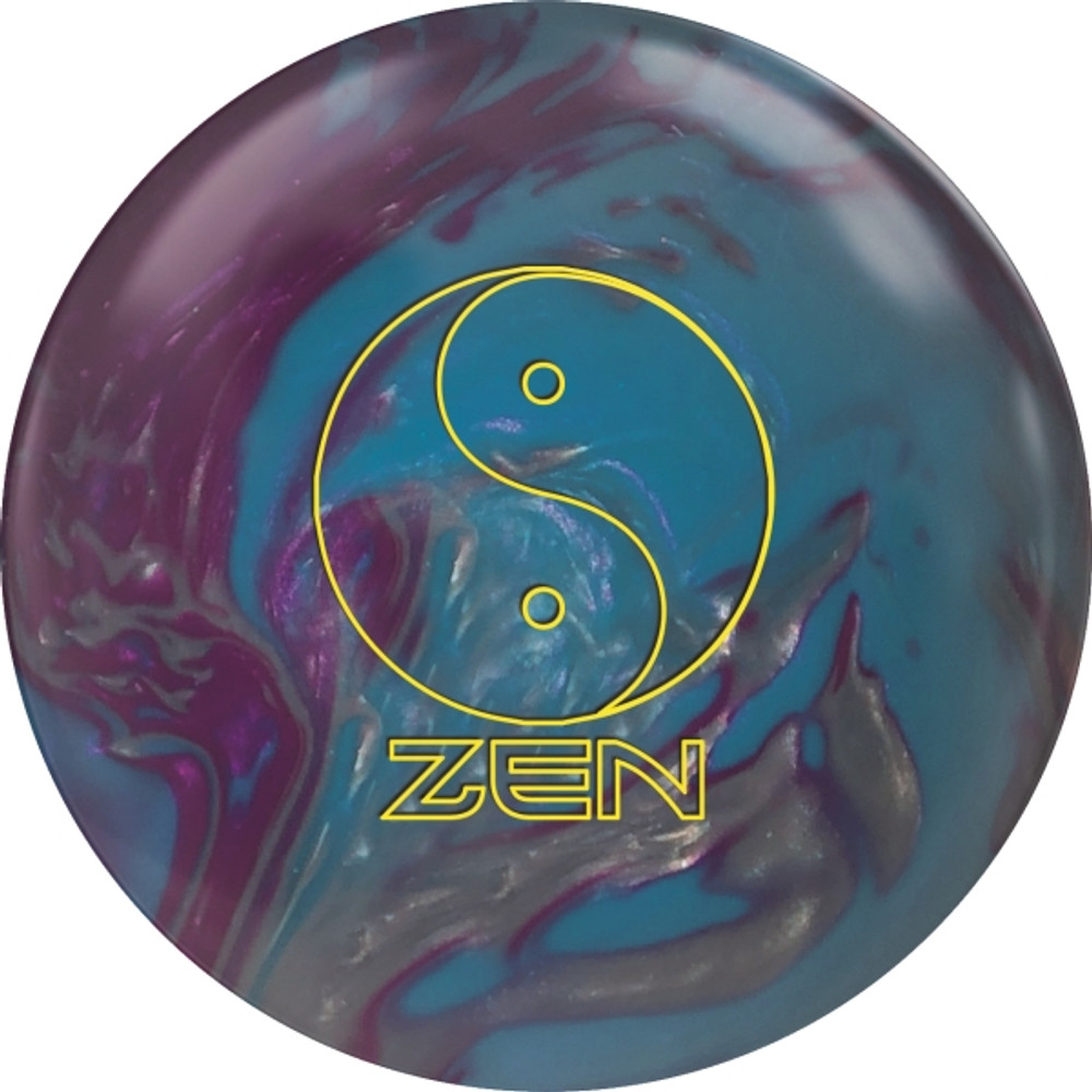 900 Global Zen Bowling Ball Front View