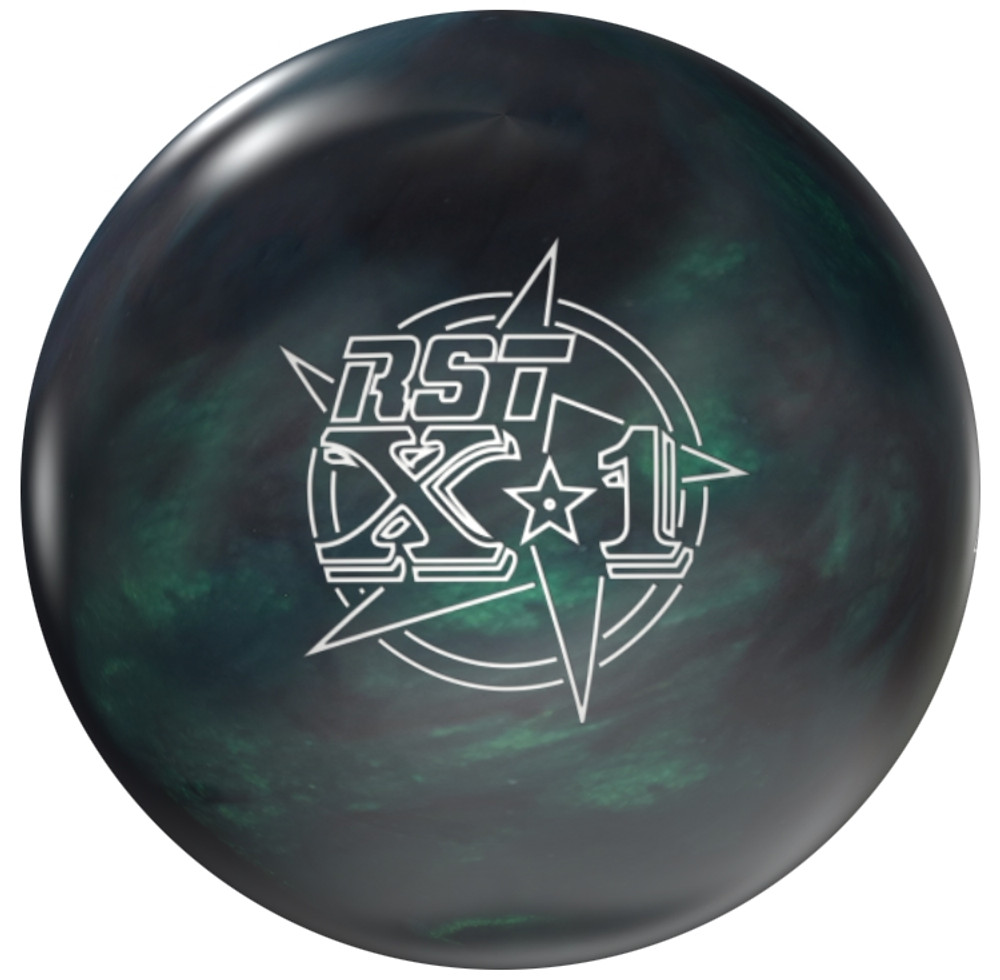 Roto Grip RST X-1 Bowling Ball Front View