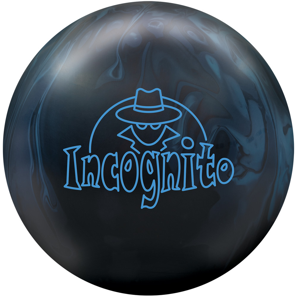 Radical Incognito Bowling Ball Front View