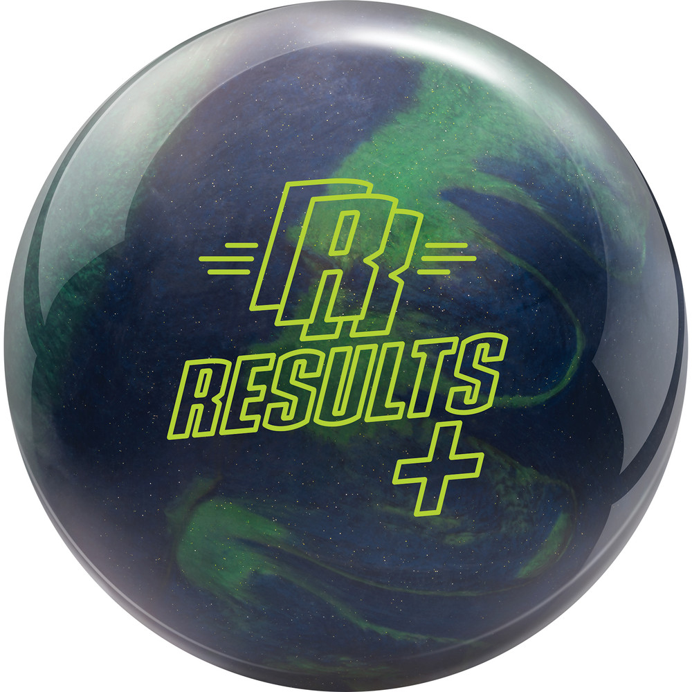 Radical Results Plus Bowling Ball Front View