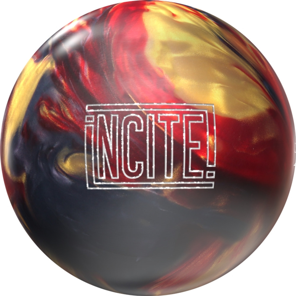 Storm Incite Bowling Ball Front View