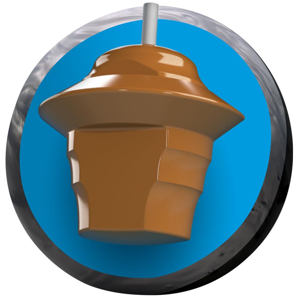 Track Kinetic Platinum Bowling Ball