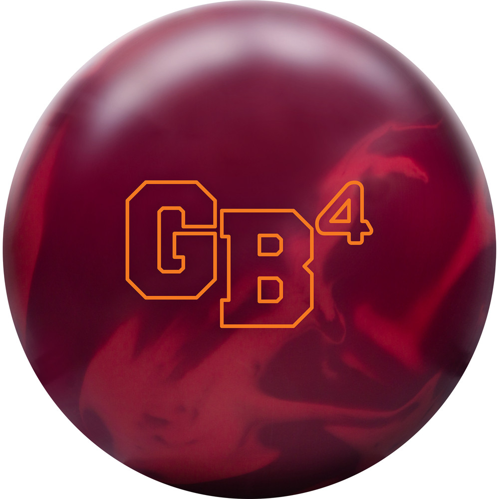 Ebonite Game Breaker 4 Bowling Ball Front View