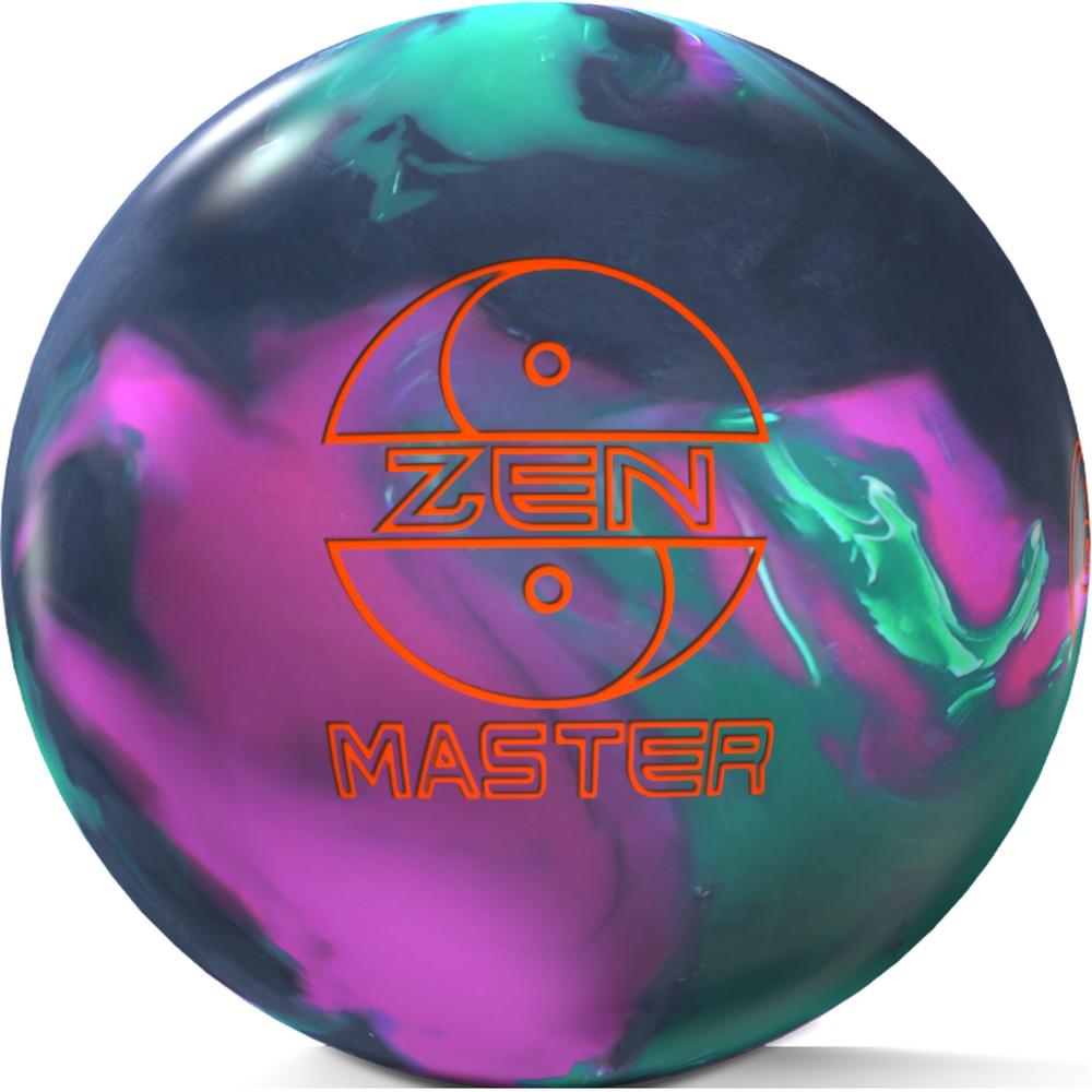 900 Global Zen Master Bowling Ball Front View