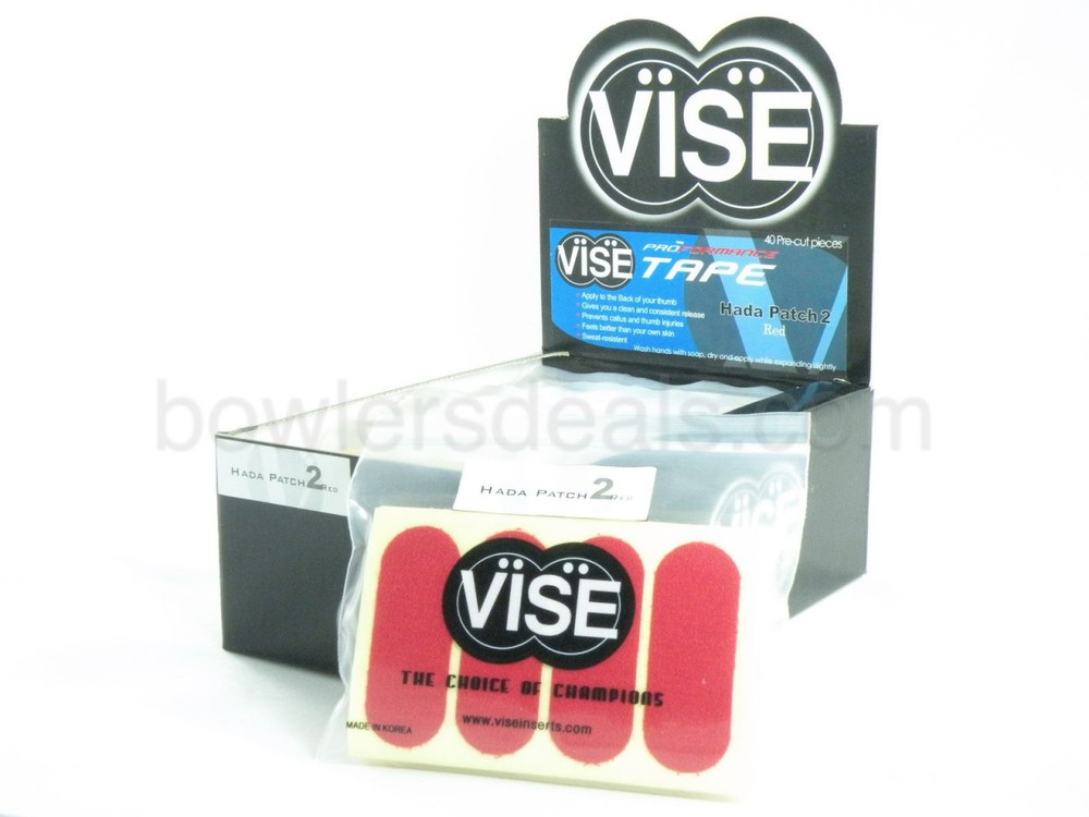 Vise Hada Patch 2 Red