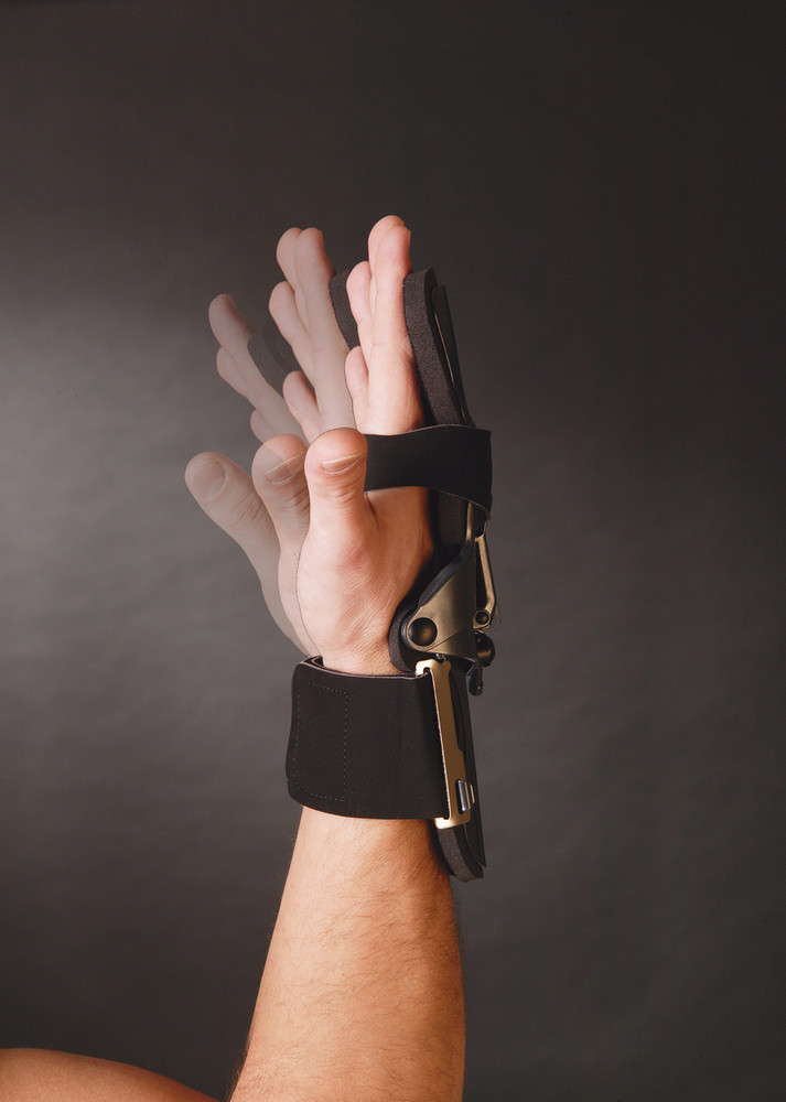 Robbys REVS III 3 Bowling Ball Wrist Brace Small XLarge Right Handed