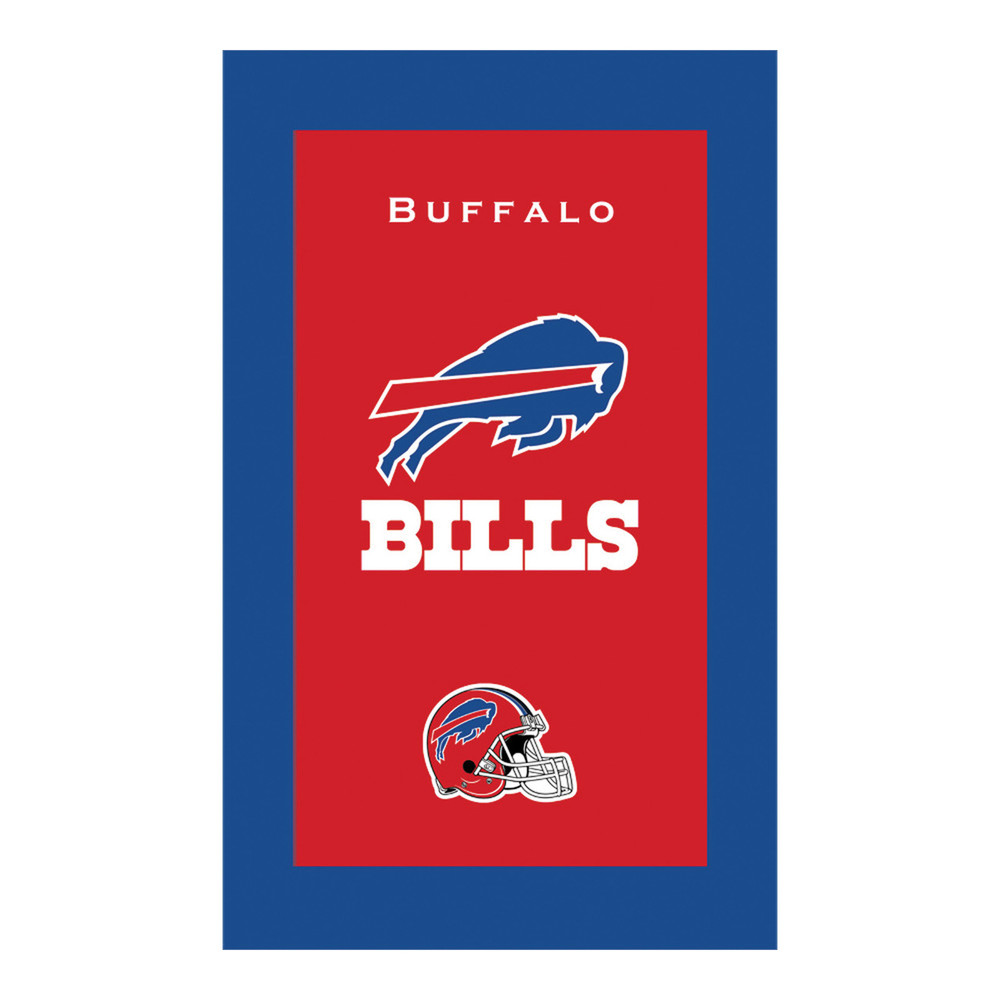 KR NFL Bowling Towel Buffalo Bills