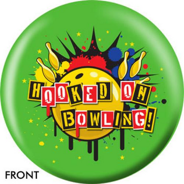 OTB Hooked on Bowling Bowling ball