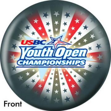 OTB USBC Youth Open Championships v2 Bowling ball