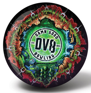 DV8 Zombie Spare Back