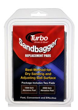 Sandbagger replacement pads
